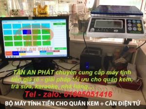 Bán Máy Tính Tiền Giá Rẻ Tại Đà Nẵng