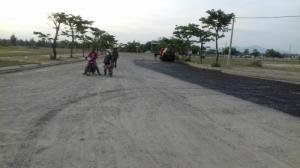 Đất nền dự án đã có sổ đỏ.Mặt tiền đường 27m gần khu Cocobay và bãi tắm