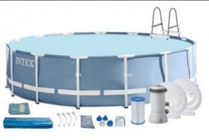 Bể bơi khung kim loại chịu lực tròn 5m49 INTEX - 28752
