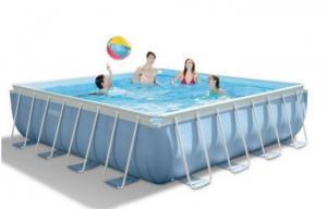 Bể bơi khung kim loại chịu lực vuông 4m27 INTEX 28764