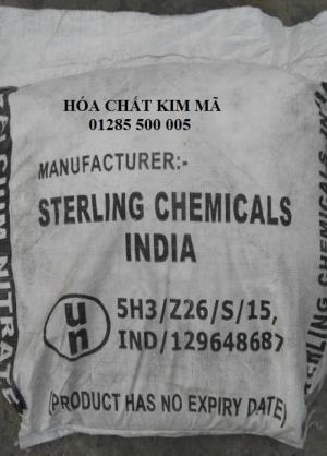Phụ liệu sản xuất phụ gia bê tông - Canxi Nitrat