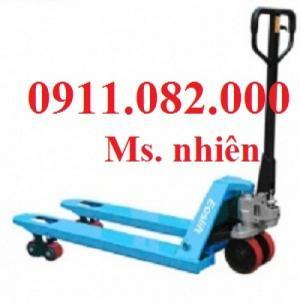 Phân phối xe nâng tay thấp 2,5 tấn 3 tấn 5 tấn giá rẻ- xe nâng tay giá tốt