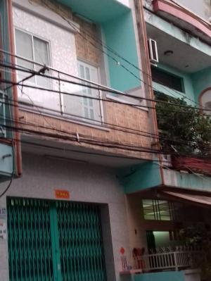 Cho thuê căn nhà quận Tân Phú
