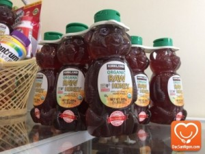 Mật ong Organic Honey 680g USA - Kirkland