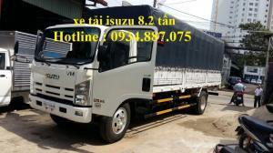 Bán xe tải isuzu 8.2 tấn - 8t2 - 8,2 tấn nâng...