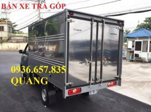 Bán xe tải 990kg thaco trả góp giá rẻ