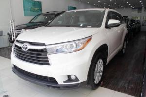 Toyota highlander le sản xuất 2016 nhập mỹ
