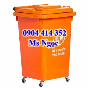 Thùng rác 90 lít