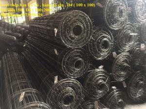 Lưới Thép Hàn Phi 4 ( 100 x 100), ( 150 x 150 ), ( 200 x 200) giao hàng nhanh