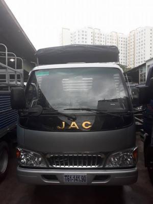 Xe tải JAC trả trước miền nam, trả trước 50 triệu