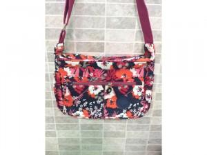 Túi đeo chéo in hoa giá rẻ