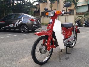 Honda Cup 82 Đèn Vuông 50cc Nguyên Zin Tuyệt Đẹp