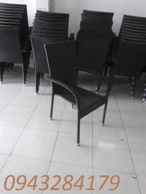 Thanh lí 50 bộ bàn ghế cafe xuất khẩu