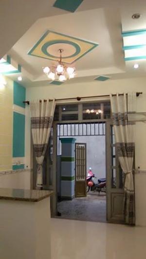 Kẹt tiền trả nợ ngân hàng cần bán nhà hẻm đường Trần Văn Mười – Hóc Môn. Giá : 750 triệu