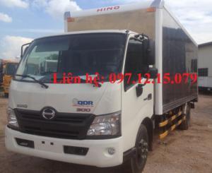Bán xe tải hino 4 tấn XZU720L giá rẻ, chất lượng  hàng đầu thế giới