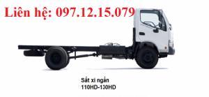 Xe tải hino 5 tấn chasis ngắn giá rẻ nhất thị trường