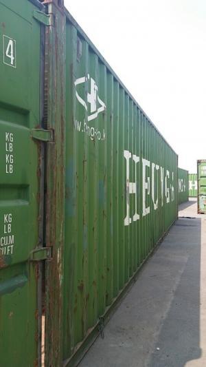 Thanh lý lô Container 40HC HALU