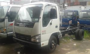 Xe tải Isuzu 2t2 màu trắng xe có sẵn giao...