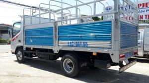 xe 1 tấn 9,dài 4m3 công nghệ isuzu