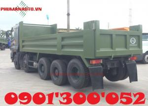 Xe ben Dongfeng Trường Giang 5 Chân – 18 tấn...