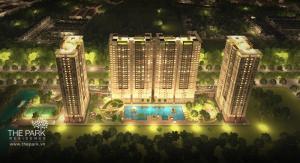 Cần bán GẤP căn hộ Park Residence DT 74m2 (2PN), căn góc, view Đẹp, lầu 26, giá 2,1 tỷ (TL)