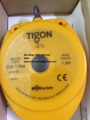 Pa lăng cân bằng 0.5 1.5Kg TW 1R
