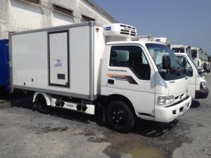 Bán xe tải đông lạnh thương hiệu KIA
