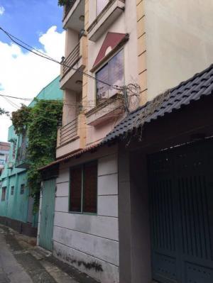 Nhà hẻm Huỳnh Mẫn Đạt, P.19, Q. Bình Thạnh, nhà 2.5 tầng, giá 2.4 tỷ