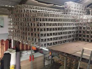 TnT Event - Cung cấp khung truss hợp kim nhôm nhập khẩu