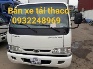 Bán xe tải oto tải kia 1.9 tấn k190 giá rẻ và hỗ trợ trả góp tại Hải Phòng