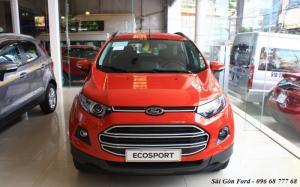 Khuyến mãi mua xe Ford Ecosport 2018, giao xe trong 30 ngày