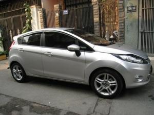 Ford Fiesta 5 cửa hatchback 1.5L AT Sport +