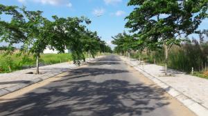 Đường D23 lộ giới 12m giáp mặt các dãy E3, E5 Đông Nam và E4, E6 Tây Bắc khu dân cư The Star Village