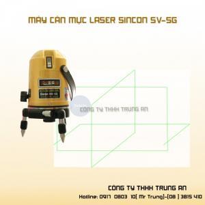 Máy bắn cốt laser tia xanh Sincon SV-5G