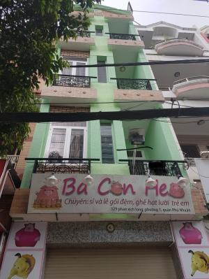 Cần bán nhà MT Phan Xích Long , P.1 , Phú...