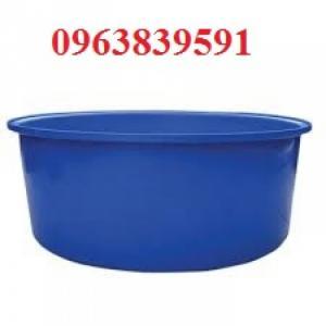 Bán thùng nhựa tròn 200l-350l giá cạnh tranh
