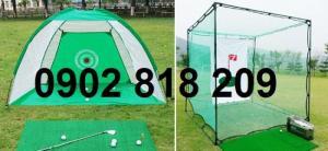 khung lều chơi golf