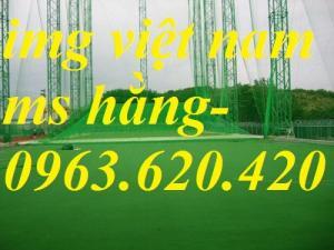 Lưới bao quanh, lưới chắn sân tập golf, lưới an toàn sân golf