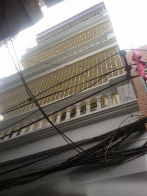 Nhà phân lô Tố Hữu giao Mỗ Lao 66m, kinh doanh 3.75 tỷ