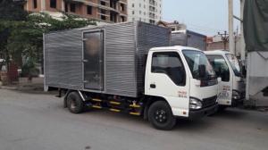 Bán xe tải Isuzu 1.4 tấn,2,4 tấn, 5 tấn, 8 tấn hỗ trợ trả góp