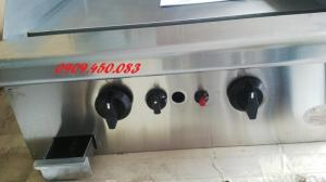 Bếp chiên mặt phẳng gas - GG2B