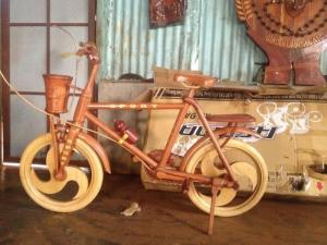 Xe đạp độc lạ