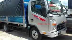 Xe tải trả góp - xe jac 1t9 CN ISUZU