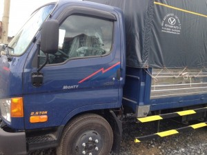 Xe tải hyundai trường giang