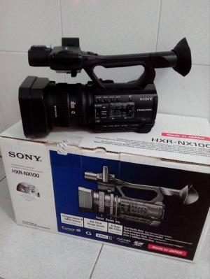 Sony nx100 xách tay mới 100%