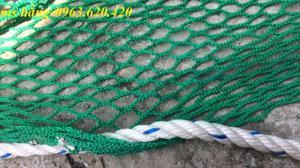 Lưới an toàn, lưới chống người rơi, vạt rơi, lưới bảo hộ lao động giá rẻ