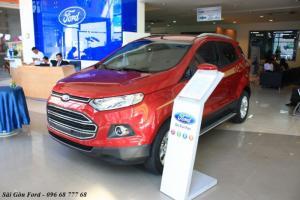Khuyến mãi mua xe Ford Ecosport Titanium 2017, số tự động - Hotline: 096 68 777 68 (24/24)