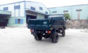 Xe tải CHIẾN THẮNG ben 3.48 tấn mới