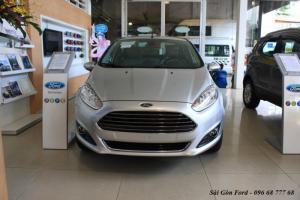 Khuyến mãi mua xe Ford Fiesta Titanium 2018, số tự động, vay trả góp chỉ 100 triệu, giao xe trong 30 ngày