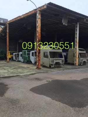 Đầy đủ vỏ cabin xe tải howo, thaco, dongfeng, tmt, shacman, trường Giang, isuzu, hino,..